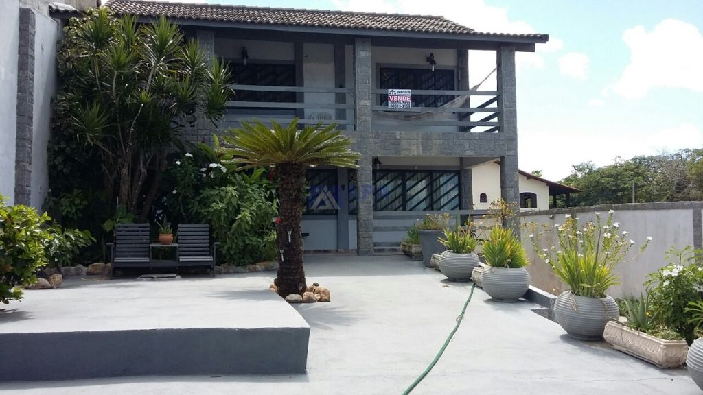 CASA FRENTE LAGOA – PRAIA LINDA – S.P. ALDEIA