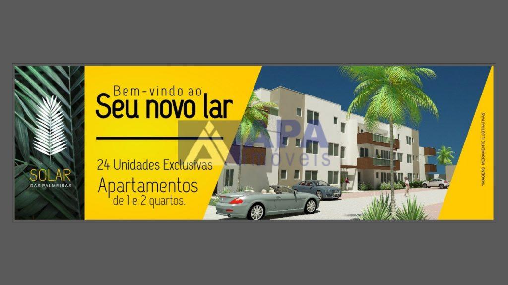 APARTAMENTO – PALMEIRAS – CABO FRIO